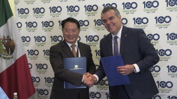 UNIDO strengthens cooperation with Confederation of Industrial Chambers of Mexico