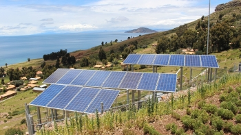 Pacific island countries work together for a sustainable energy future
