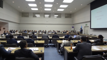 "UNIDO Dialogue in Tokyo strengthens multi-stakeholder ""Africa and TICAD7"" cooperation"