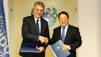 Germany partners with UNIDO to boost women empowerment in green industry; strengthen trade capacity building