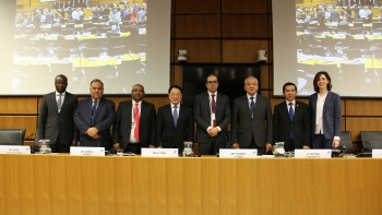 Government representatives from ongoing PCPs discuss their experiences and vision for the future at advanced session of UNIDO's Seventh ISID Forum