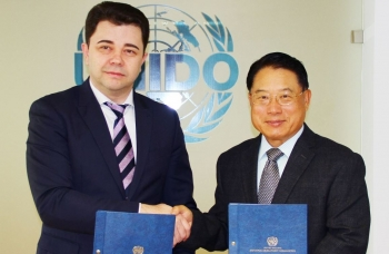Moldova and UNIDO to drive industrial development of the nation's economy