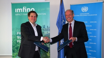 UNIDO and imfino to mobilize finance innovations to help achieve Sustainable Development Goals