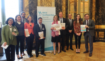 OECD, UNIDO report on Southeast Asian SMEs' integration into GVCs launched in France and Thailand