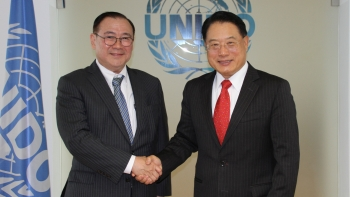 Director General LI met with Teodoro L. Locsin Jr., Secretary of Foreign Affairs, Philippines