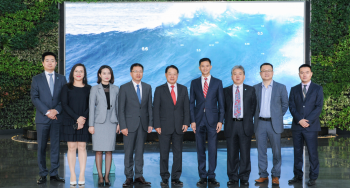 UNIDO Director General visits Huawei Headquarters to discuss cooperation on innovation and Industry 4.0
