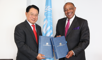UNIDO and AECF establish a strategic partnership to support SMEs and entrepreneurs in climate and clean energy innovations and agri-business development in Africa