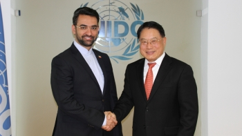 UNIDO and Iran to develop ICT value chain