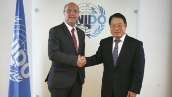 Director General LI met with Franc Stanonik, Director General for Internal Market, Slovenia's Ministry of Economic Development and Technology