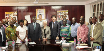 Launch of Health and Pollution Action Plan for Ghana
