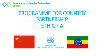 China's South-South Cooperation Assistance Fund supports PCP Ethiopia