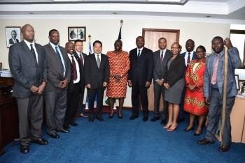 UNIDO and Kenya to increase cooperation for inclusive and sustainable industrial development