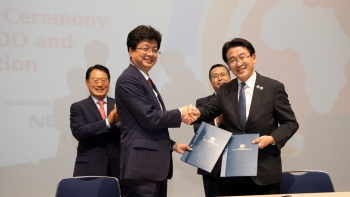 UNIDO and NEC to work together on ICT solutions for Inclusive and Sustainable Industrial Development