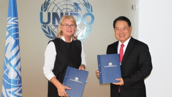 WU and UNIDO enter into cooperation agreement