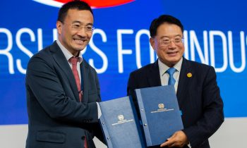 UNIDO signed a Joint Declaration with Huawei to strengthen partnership