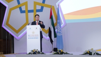 UNIDO Director General at the 18th session of the General Conference