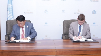 UNIDO and Russia's PJSC Norilsk Nickel to collaborate on environmentally-sound technologies
