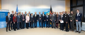 Germany and UNIDO reinforce partnership through strategic talks