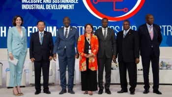 Partnerships for advancing industry and the 2030 Agenda, focus of UNIDO's Seventh ISID Forum