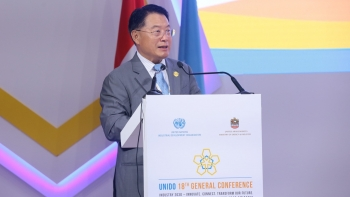 Abu Dhabi Declaration adopted at UNIDO's General Conference