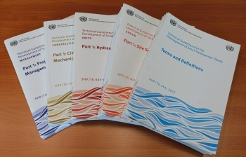 Publication of small hydropower technical guidelines