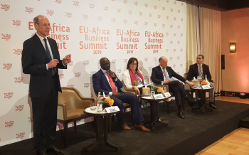 UNIDO at the Second EU-Africa Business Summit