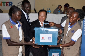 UNIDO provides agro-processing entrepreneurship training for women and young people in South Sudan