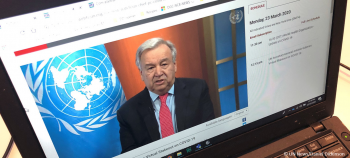 Coronavirus: UN Secretary-General calls for global ceasefire to focus on 'the true fight of our lives'