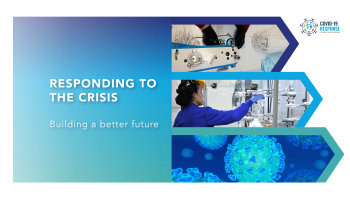 COVID-19: Responding to the Crisis. Building a Better Future