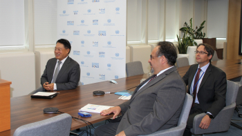 Bilateral discussion with the World Association of Investment Promotion Agencies (WAIPA)