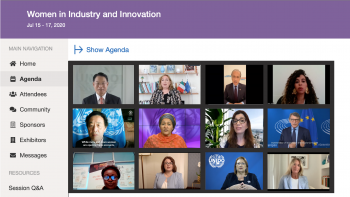 Women in Industry and Innovation virtual conference