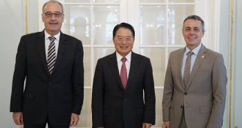 UNIDO, Switzerland, agree to strengthen relations at highest level and broaden the scope of a regular strategic dialogue