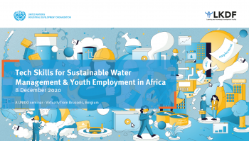 Africa: tech-skills for sustainable water management and youth employment