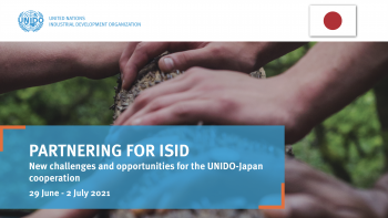 UNIDO-Japan week promotes joint successes and future opportunities
