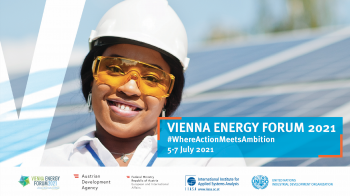 2021 Vienna Energy Forum: where action meets ambition