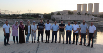Iraq: strengthening the safety of hydraulic infrastructure
