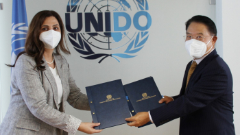UNIDO and ESCWA work together to eradicate poverty in the Arab region