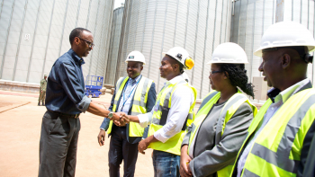PCP industrial diagnostic study validated by Rwandan stakeholders
