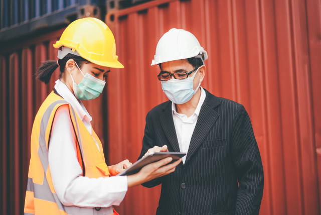Resilient supply chains and building trade capacities